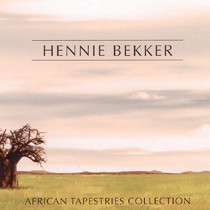 Limited Edition 5 CD African Tapestries Box Set - signed by Hennie Bekker