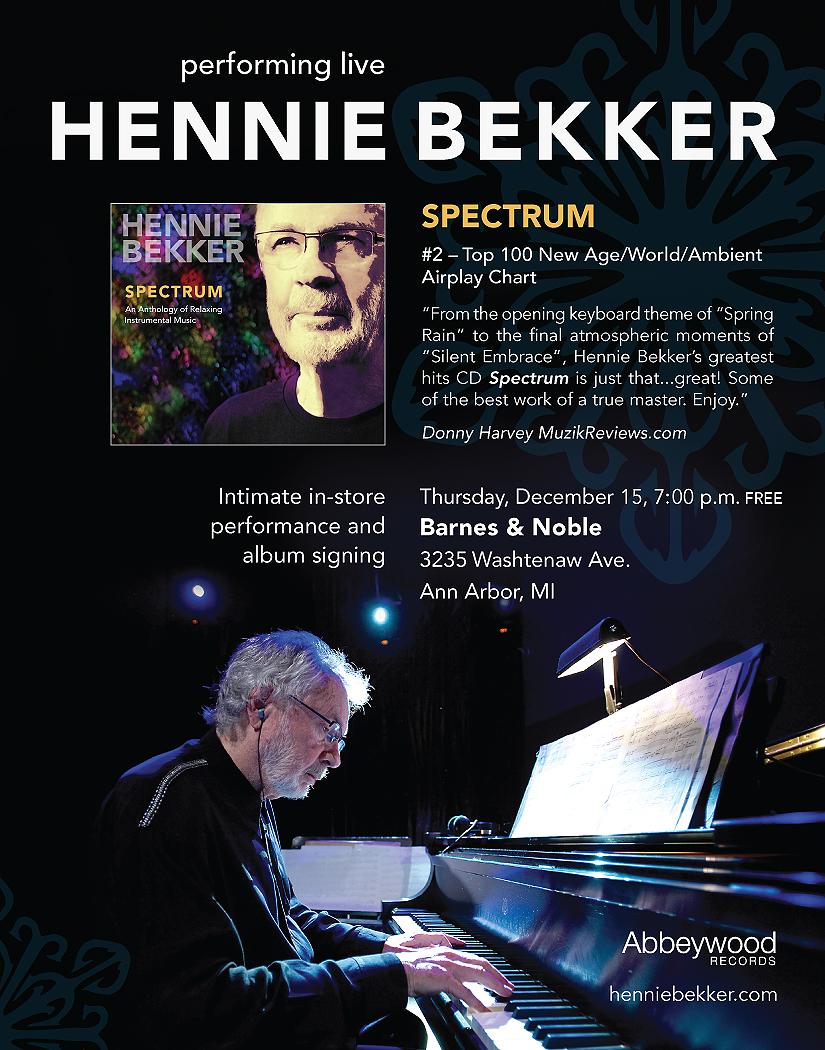 Events | Hennie Bekker Official Website